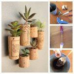 DIY: 13 måder at få noget sjovt ud af korkpropper